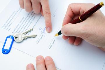 Как написать расписку при сдаче квартиры образец